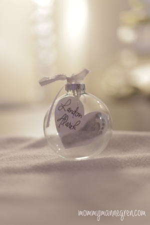 Landon Ornament
