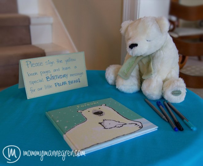 PolarBearGuestBook