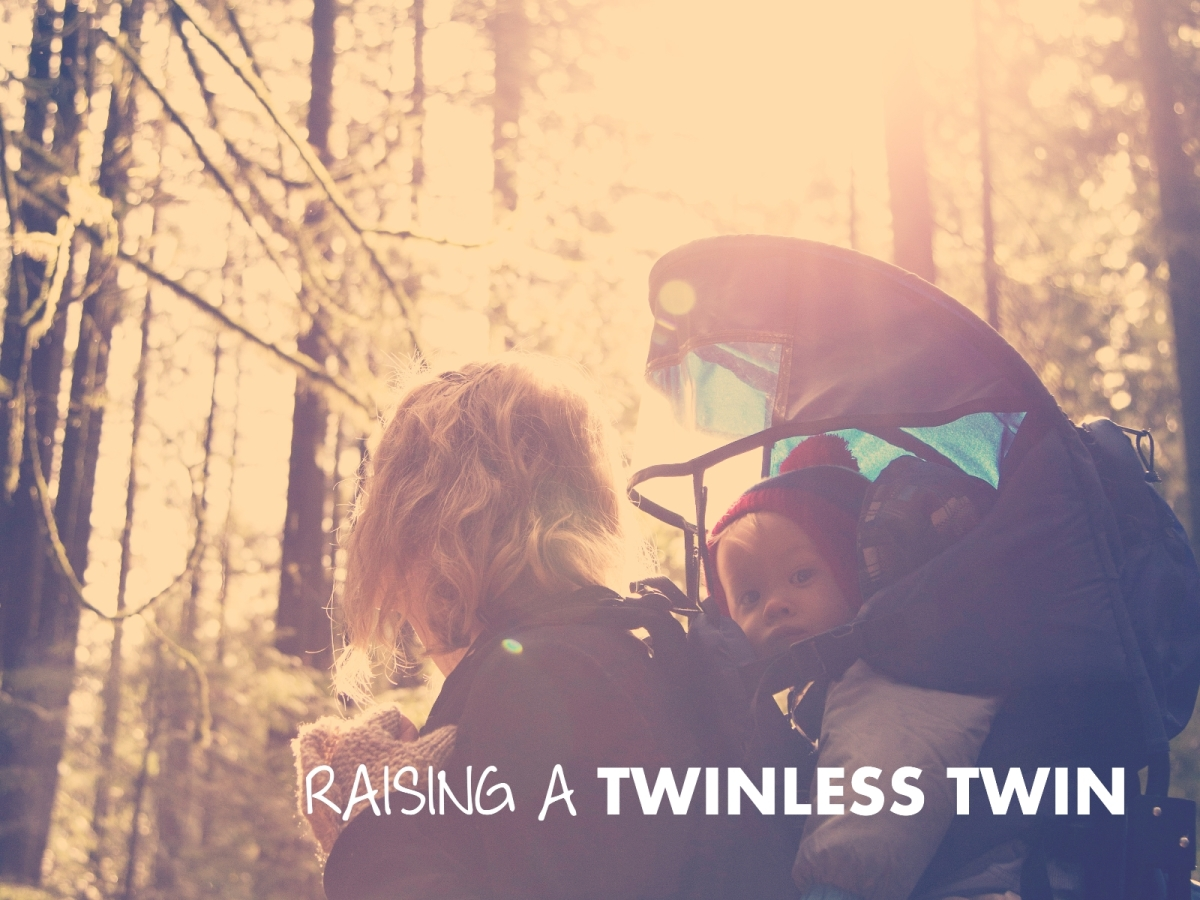 Raising A Twinless Twin Mommy Mannegren