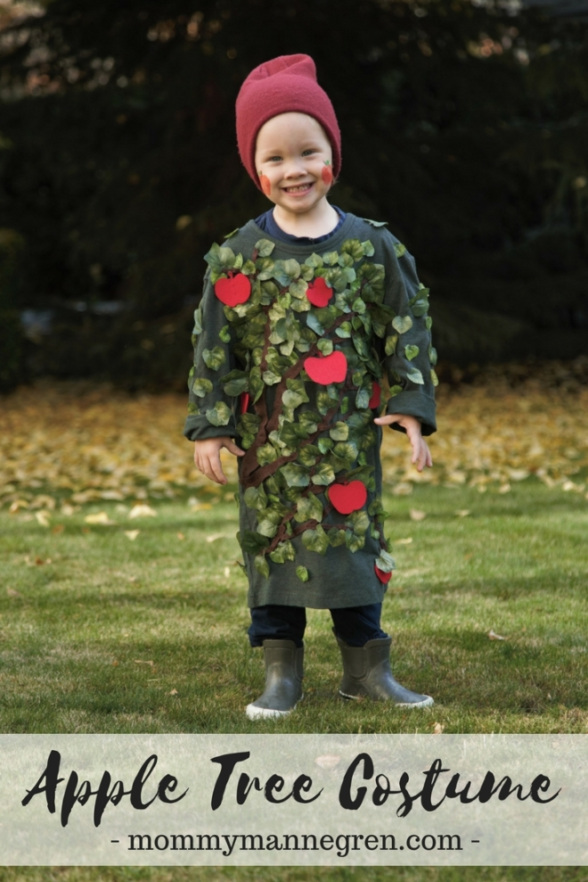 Apple Tree Costume