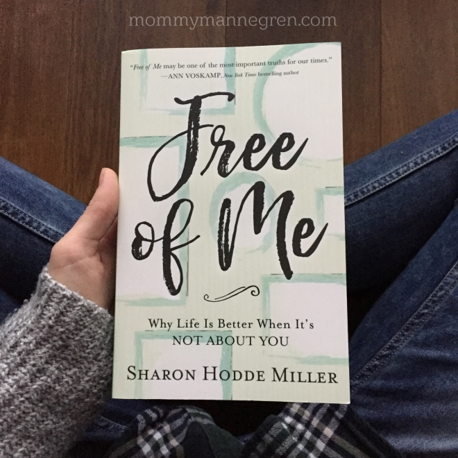 Free of Me Book Review