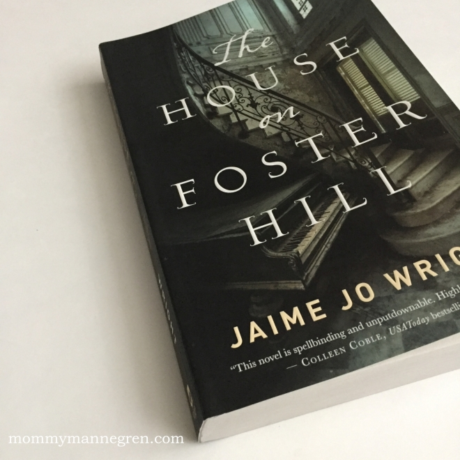 House On Foster Hill Book Review