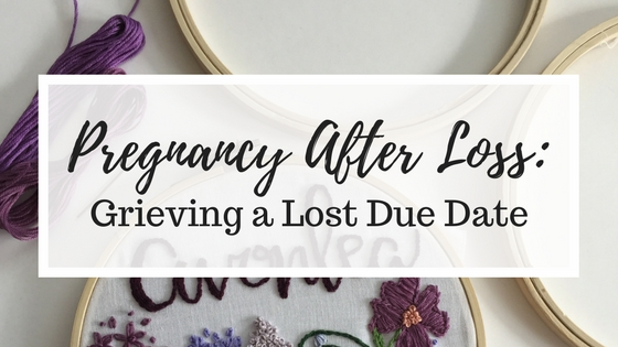 Pregnancy after miscarriage dating