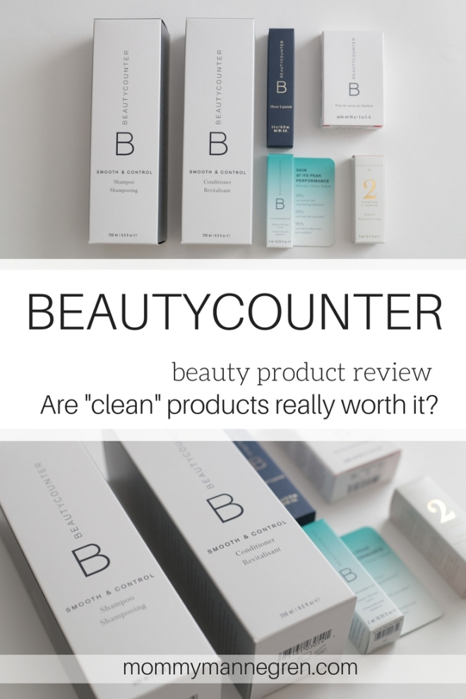 Beautycounter Beauty Product Review