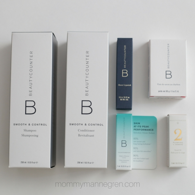 Beautycounter product review