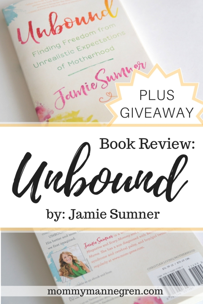 Unbound Review and Giveaway