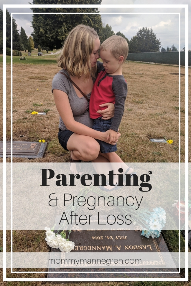 Parenting and Pregnancy After Loss