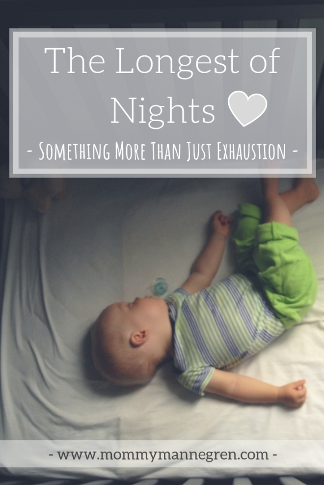 The Longest of Nights: Something More Than Just Exhaustion