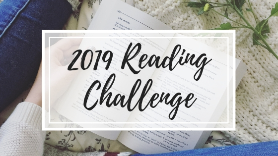 2019 Reading Challenge + FREE PRINTABLE | mommy mannegren