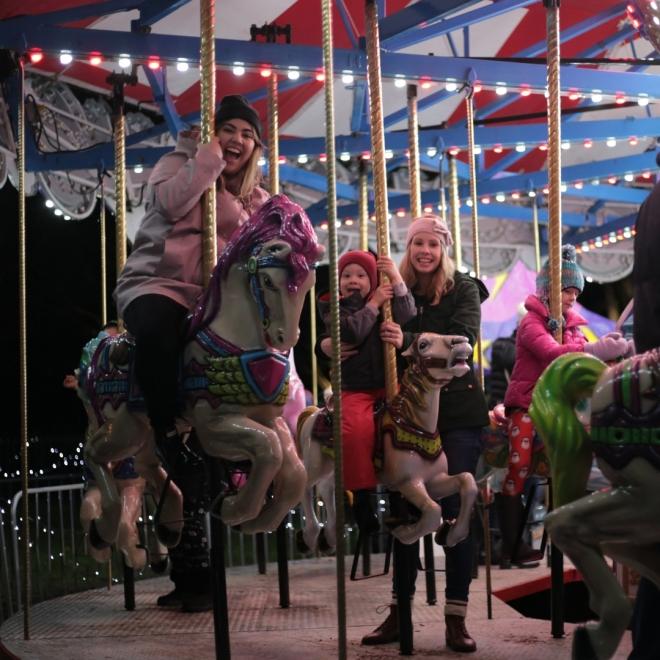 Van Dusen Carousel