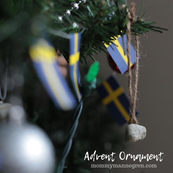 Advent Ornament: Walls of Jericho