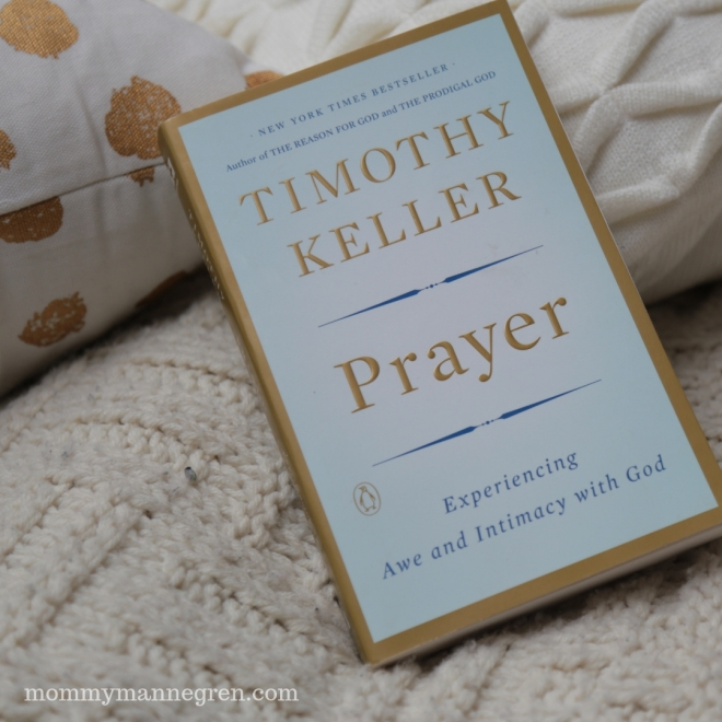 Prayer: Favourite Reads 2018