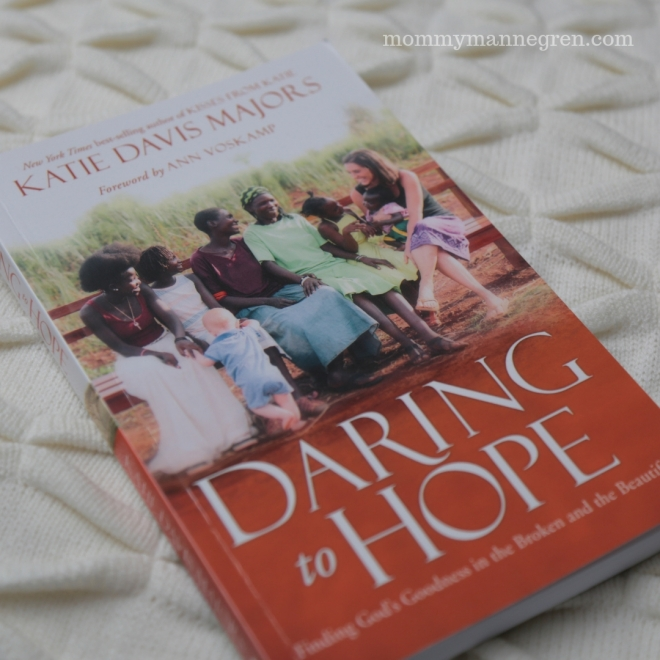 Daring to Hope: Favourite Reads 2018
