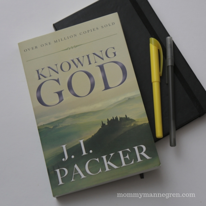 Knowing God: Favourite Reads 2018