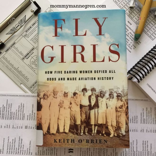 Fly Girls by Keith O'Brien Book Review
