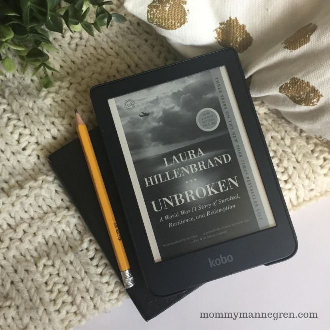 Unbroken by Laura Hillenbrand Book Review