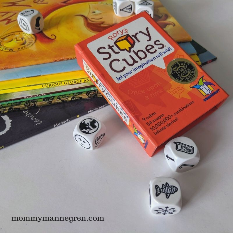 Story Cubes Game