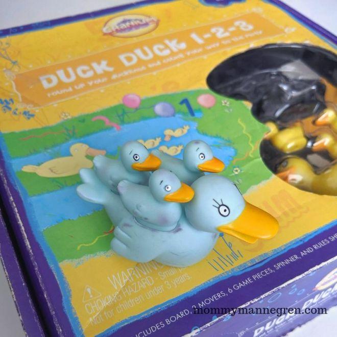 Duck, Duck 1-2-3 Game
