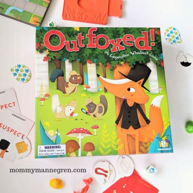 Outfoxed Game