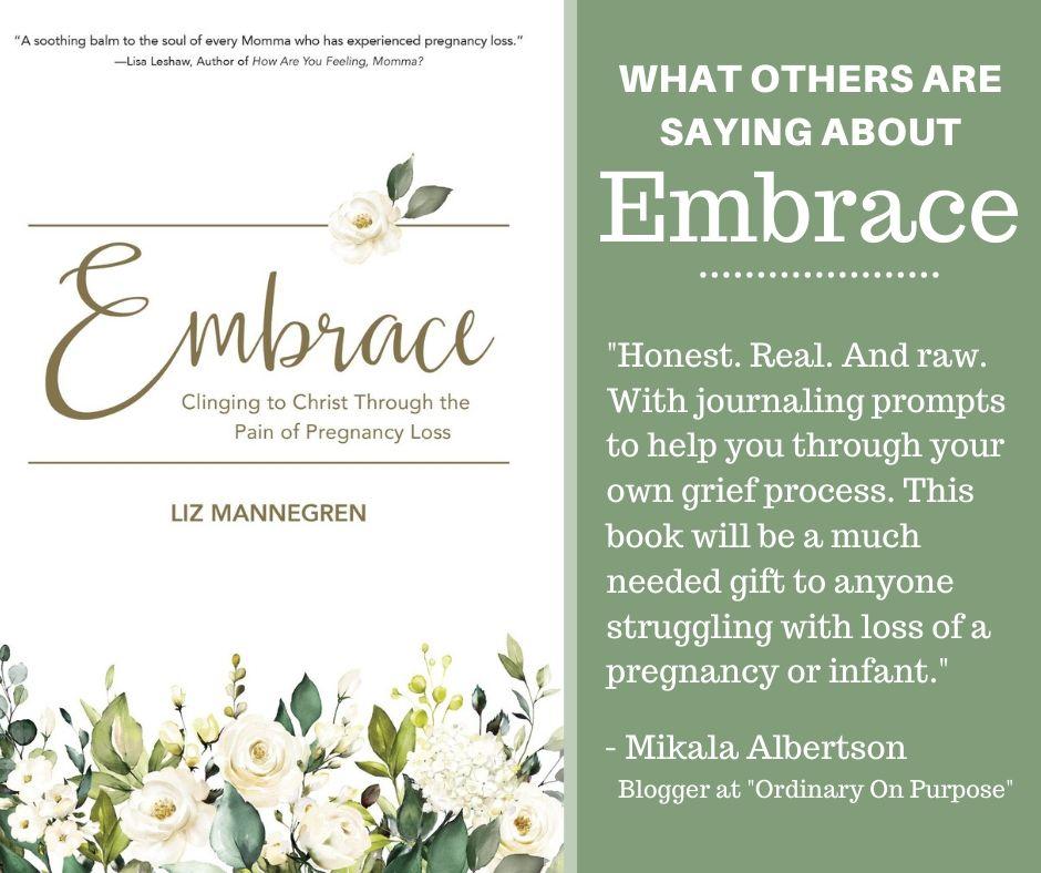 Endorsements for Embrace (2)