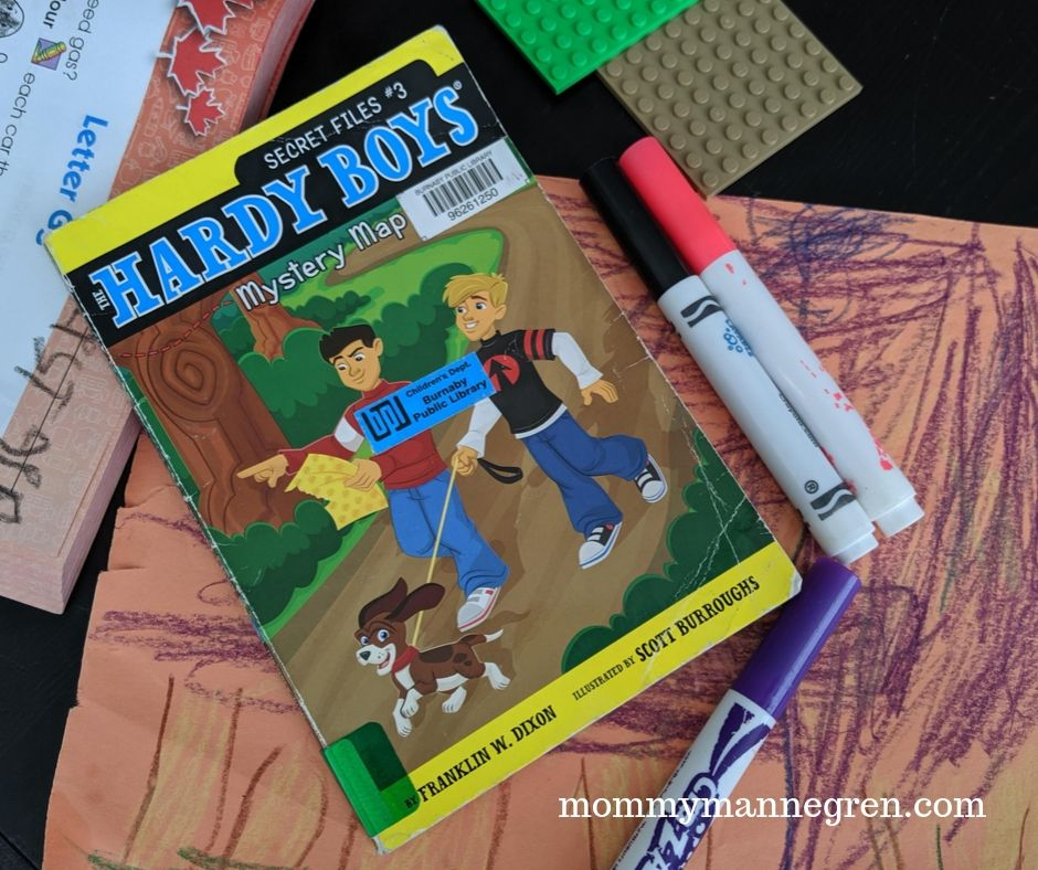 Hardy Boys Book Review